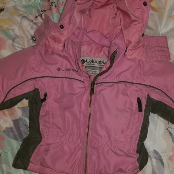 Columbia Other - 2t Columbia Down Winter Jacket
